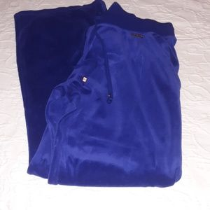 Michael Kors Royal Blue Casual/Lounge Pants